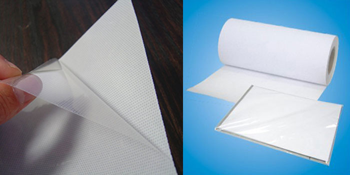 protection film of heat transfer paper
